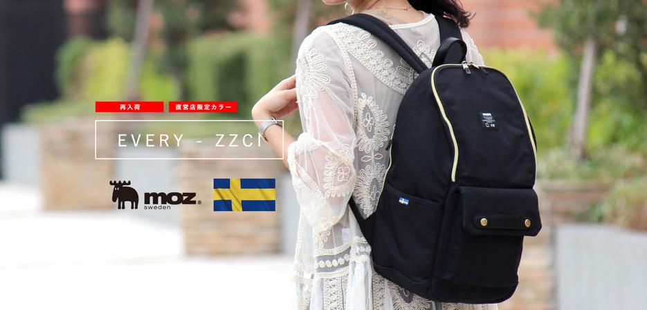 moz(モズ) リュック/デイパック ZZCI-03A